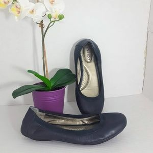 'Flynn' Ballet Flat by ME TOO
